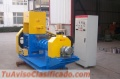 Extrusora Meelko para alimentos de Gatos 500-600kg/h 55kW - MKED120B