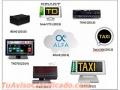 Tecnologías para control y gestión de flotas de taxis y otros.