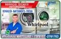 2761763 Servicio Técnico De Lavadoras Whirlpool en Ate