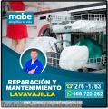 Servicio Técnico de Lavavajillas Mabe 2761763- El Agustino