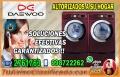 Profesionales«DAEWOO»998722262-Reparacion de Lavadoras*San Luis*