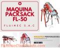 PERFORADORA NEUMATICA PACKSACK FL-50
