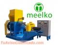 Extrusora Meelko para pellets flotantes para peces 180-200kg 18.5kW - MKED070B