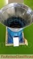 Maquina Meelko para pellets con madera 230 mm eléctrica 120-200 kg/h - MKFD230C