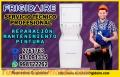 Asistencia Técnica Frigidaire Centro de Lavado -998722262 en Villa el Salvador