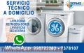 Técnicos Especialistas- Tecnicos General Electric (Lavadoras) 998722262