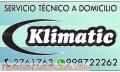 —( 2761763 KLIMATIC SERVICIO TECNICO de Lavadoras/ San Luis)—