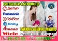 »Servicio TECNICO de Lavadoras MIRAY-PANASONIC 2761763 en Rimac«