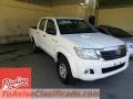 Toyota Hilux Doble Cabina modelo 2014