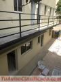 Alquiler apartamentos estudios amueblados, zona universitaria, luz e internet
