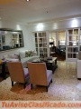 Evaristo Morales, alquiler amplio apartamento, 3 habs, c/u con baño
