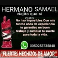 SI BUSCAS AYUDA CON EL HERMANO SAMAEL TENDRAS LA MEJOR RESPUESTA