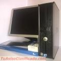 Computadoras HP y DELL para escuelas, centros de internet y empresa TODAS DDR3