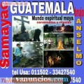 CEREMONIAS MAYAS, DESDE SAMAYAC - GUATEMALA (00502) 33427540