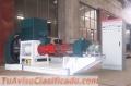 Extrusora Meelko para pellets flotantes para peces 1800-2000kg/h