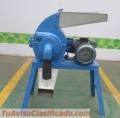 Molino de martillos Meelko 1,5 KW monofásico 100 a 200 kg hora -