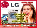 RAPIDEZ«7378107» Reparaciones de Lavadoras LG en San Juan de Lurigancho