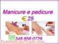 Unghie acrilica, gel.  manicure, pedicure e ceretta tutto il corpo