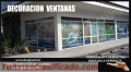 Adhesivo Empavonado en vidrios | Ofrecemos diseño e instalación