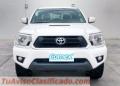 Toyota tacoma trd 4x4 modelo 2014