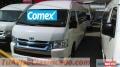 Toyota hiace 15 pasajeros 2014