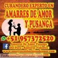 AMARRES DE AMOR Y PUSANGA