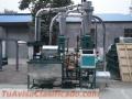 Molino Meelko completo para harina de trigo automático doble cernidor 500kg kit completo