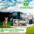 Extrusora Meelko para pellets alimento de gatos 700-800kg/h 75kW - MKED135B