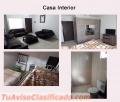 Casa en anticretico o venta totalmente amoblado cómodo y espacioso