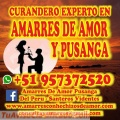 CURANDERO EXPERTO EN AMARRES DE AMOR Y PUSANGA