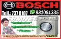 7378107 Asistencia Técnica de Lavadoras Bosch en San Miguel