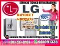 A Domicilio! 981091335 Reparación de Refrigeradoras LG en Salamanca