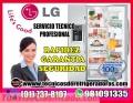 Técnicos de Refrigeradoras LG en La Molina. 981091335