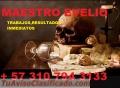 +57 3107943133 MAESTRO EVELIO RESULTADOS INMEDIATOS