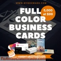 Offset print business cards  | Phone: (773) 877-3311