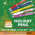 Holiday Pens