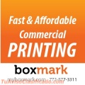 Commercial printing BOXMARK