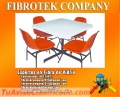 Mesas sillas, basureros ecológicos fábricas de Bolivia