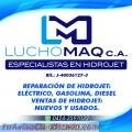 Reparamos Hidrojet en Luchomaq,c.a.