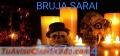 Bruja Sarai la más poderosa en los rituales