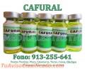 Cafural ampollas reductoras quema grasa localizada