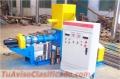 Extrusora para pellets alimentacion perros 300-350kg/h 37kW - MKED090B