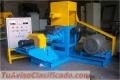 Meelko Extrusora para pellets flotantes para peces 180-200kg 18.5kW - MKED070B