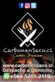 Carbón en Saco exclusivo de alta calidad de 5 horas de poder calórico