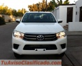 Toyota hilux 56