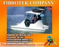 Botes a pedal, kayaks, yates deportivos fábricas de Bolivia en fibra de vidrio