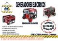 Generador eléctrico (renta y venta)