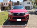 Toyota hilux 4X4 AÑO 2015 $ 90.000 X