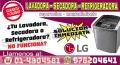 S/. 20 �??soporte Técnico!! De Lavadoras//LG//A Domicilio//?Pueblo Libre?