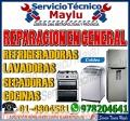 S/. 20 �?confiables!«Coldex» Reparación De Lavadoras y Refrigeradoras 7576173»En Surquillo